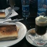 Photo taken at Gatsby Buffet & Café by Fabián B. on 9/6/2012