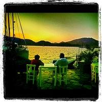 7/19/2012 tarihinde chukubiziyaretçi tarafından Selimiye Marina'de çekilen fotoğraf