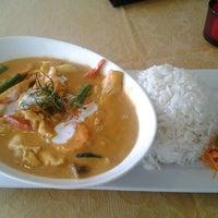Photo taken at Sawasdee Fine Thai Cuisine Restaurant by Graham C. on 5/23/2012