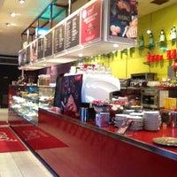 Photo taken at CIBO Espresso by Lachlan C. on 6/2/2012