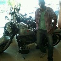 Photo taken at Brasília Harley-Davidson by Douglas F. on 4/4/2012