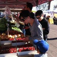 Photo taken at OC Great Park Farmers Market by Helen L. on 3/4/2012