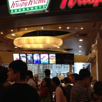 Photo taken at Krispy Kreme by Noii on 7/15/2012