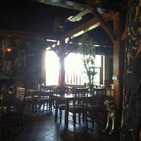 Photo taken at NaraDeva Thai Restaurant by Anna M. on 9/3/2012