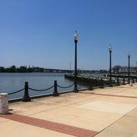 Photo taken at Washington Navy Yard by Kellie G. on 7/6/2012