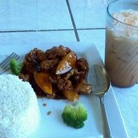 Photo taken at Sukhothai II Restaurant by Sophia M. on 6/23/2012