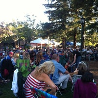 Photo taken at Jazz On The Plazz by Aaron M. on 8/30/2012
