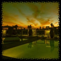 Photo taken at SLS Hotel at Beverly Hills by Peter H. on 3/27/2012