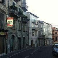 Foto scattata a Castiglione Messer Marino da Antonio S. il 8/11/2012