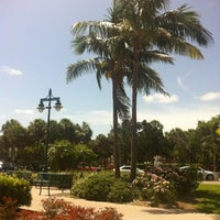 Photo taken at St. Armands Circle by Lauri T. on 7/29/2012