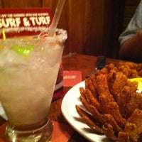 Photo taken at Outback Steakhouse by Lisa K. on 6/18/2012