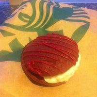 Photo taken at Starbucks by Grace Kelly G. on 2/26/2012