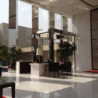 Photo taken at The Oberoi by Ahmad S. on 4/3/2012