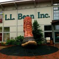 Photo taken at L.L.Bean by Pete C. on 6/14/2012