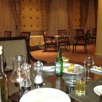 Photo taken at Restaurant Azzuro by Vladimir S. on 5/17/2012