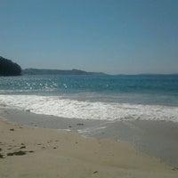 Foto tomada en Praia de Lapamán por Milagros B. el 5/23/2012