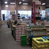 Photo taken at Tootsies Shoe Market by Katrina M. on 4/10/2012