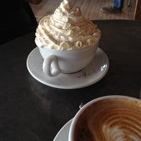 Photo taken at The Shrewsbury Coffeehouse by Sorayasha on 4/21/2012