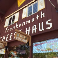 Photo taken at Frankenmuth Cheese Haus by Greg B. on 6/9/2012