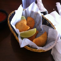 Photo taken at Monserrate Restaurant by Natalie H. on 2/10/2012