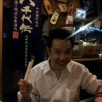 Photo taken at 薩摩酒房よかばん by Katsunori O. on 6/24/2012