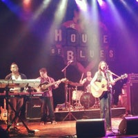 Photo taken at House of Blues Sunset Strip by Jamison R. on 5/18/2012