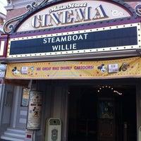 Photo taken at Main Street Cinema by Chris O. on 3/28/2012