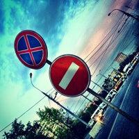 Снимок сделан в Автостанция «Выхино» пользователем Dmitry 5/7/2012
