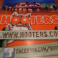 Photo taken at Hooters by Dwight J. on 4/13/2012