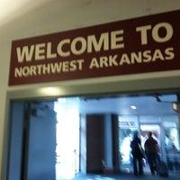 Photo taken at Northwest Arkansas Regional Airport (XNA) by Michael K. on 6/26/2012