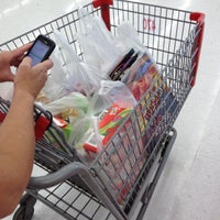 Photo taken at Hy-Vee by Abby C. on 6/21/2012