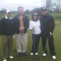 Photo taken at Cordova Bay Golf Course by Ron N. on 2/11/2012