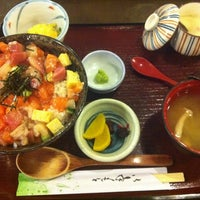 Photo taken at Doraya 定食 by Frederick W. on 7/29/2012