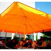 Das Foto wurde bei Restaurant Markthalle von Matthias A. am 7/31/2012 aufgenommen