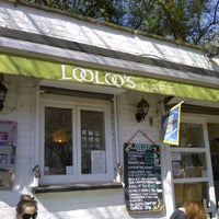 Photo taken at Loo Loos Cafe by David C. on 4/6/2012