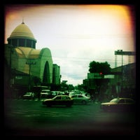 Photo taken at Colonia Lindavista by Jorge R. on 6/18/2012