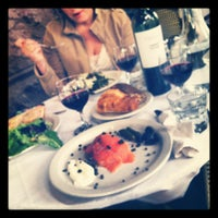 Photo taken at La Buvette Wine & Grocery by Michelle L. on 6/1/2012