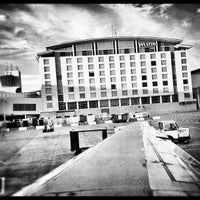 Photo taken at The Westin Detroit Metropolitan Airport by Samir N. on 9/9/2012