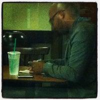 Photo taken at Starbucks by kelvin andrius h. on 3/14/2012