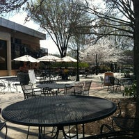 Photo taken at Student Center Terrace by Katherine H. on 3/15/2012