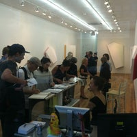 Photo taken at Marc Straus Gallery by ryan b. on 9/5/2012