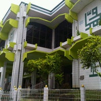 Photo taken at Masjid Agung by Sutra D. on 3/24/2012
