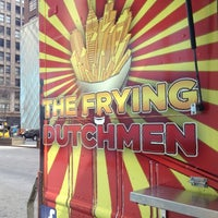 Photo taken at The Frying Dutchmen by Alex M. on 2/22/2012