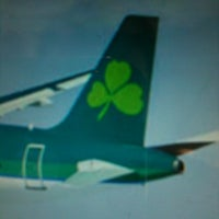 Photo taken at Aer Lingus Lounge by Steve T. on 5/3/2012