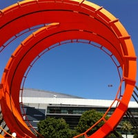 Photo taken at Hot Wheels Double Loop Dare by Judy U. on 7/1/2012