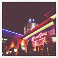 Photo taken at The Cheesecake Factory by Michael V. on 4/21/2012