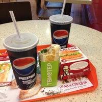 Photo taken at KFC by Oleg S. on 6/17/2012