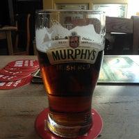 Photo taken at John Mullins Irish Pub by Rob M. on 4/21/2012