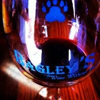 Photo taken at Bagley's Poplar Ridge Vineyards by Jonathan C. on 5/19/2012