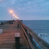 Kure beach fishing pier 13 tips from 1274 visitors for Kure beach pier fishing report